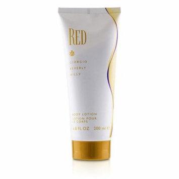 Giorgio Beverly Hills Red Body Lotion 200ml/6.8oz Ladies Fragrance