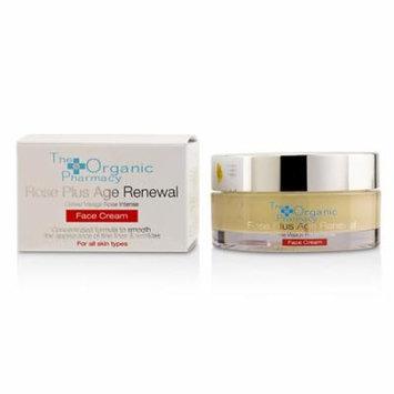 Rose Plus Age Renewal Face Cream-50ml/1.69oz