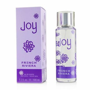 Carlo Corinto French Riviera Joy Eau De Toilette Spray 100ml/3.4oz Ladies Fragrance