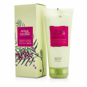 4711 Acqua Colonia Pink Pepper & Grapefruit Moisturizing Body Lotion 200ml/6.8oz Men's Fragrance