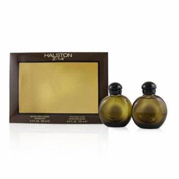 Halston Z-14 Coffret: Cologne Spray 125ml/4.2oz + After Shave Lotion 125ml/4.2oz 2pcs Men's Fragrance