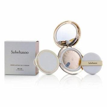 Sulwhasoo Sheer Lasting Gel Cushion SPF 35 - # No.23 Natural (Beige) 12g/0.4oz Make Up