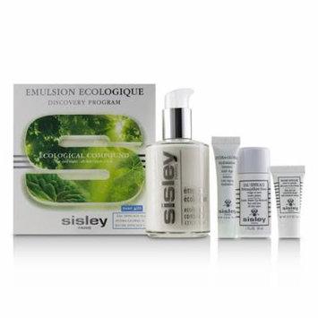 Sisley Emulsion Ecologique Discovery Program: Ecological Compound 125ml+ Eau Efficace 30ml+ Hydra-Global 10ml+ Baume Efficace 5ml 4pcs Skincare