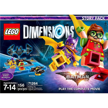 Whv Games Lego Dimensions Story Pack: The Lego Batman Movie (Universal)