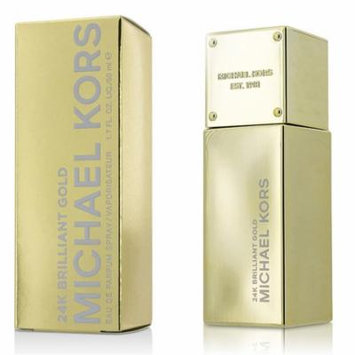 24K Brillant Gold Eau De Parfum Spray-50ml/1.7oz