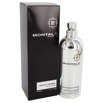 Montale Fruits of The Musk by Montale Eau De Parfum Spray (Unisex) 3.4 oz-Women