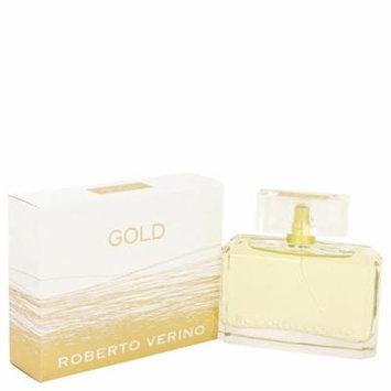 Roberto Verino Gold by Roberto Verino Eau De Parfum Spray 3 oz-Women