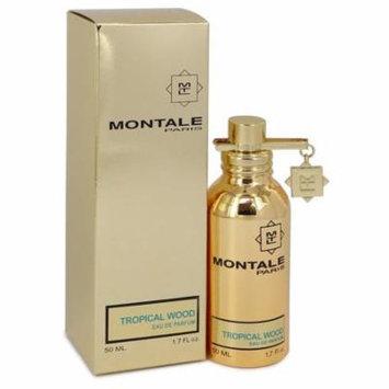 Montale Tropical Wood by Montale Eau De Parfum Spray (Unisex) 1.7 oz-Women