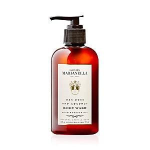 Jaboneria Marianella Body Wash, Oak Moss and Coconut