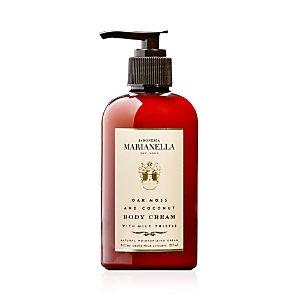 Jaboneria Marianella Body Cream, Oak Moss and Coconut