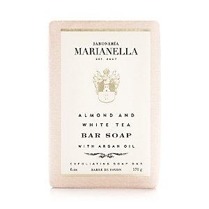 Jaboneria Marianella Bar Soap, Almond and White Tea