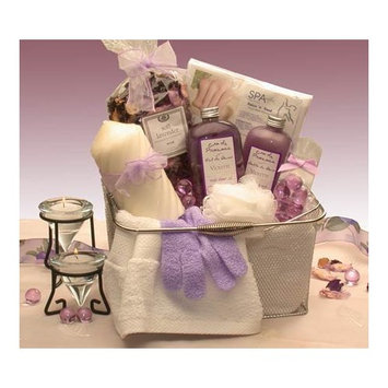 Bath & Body Spa Gift Caddy for Her