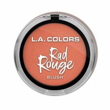 (6 Pack) L.A. COLORS Rad Rouge Blush - Cherish