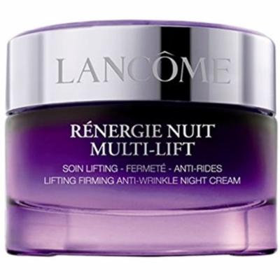 2 Pack - Lancome Renergie Nuit Multi-Lift Firming Anti-Wrinkle Night Cream 1.7 oz