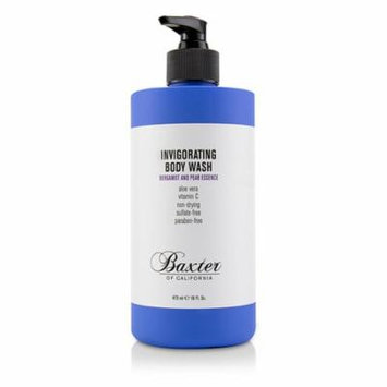 Invigorating Body Wash - Bergamot and Pear Essence-473ml/16oz