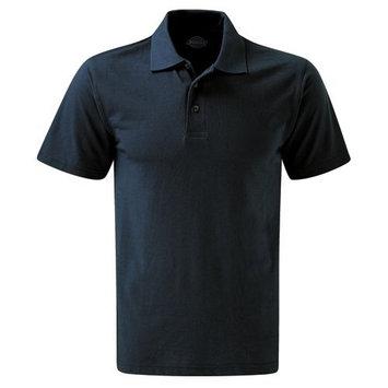 Green polo shirt xl 65% poly 35% cotton []