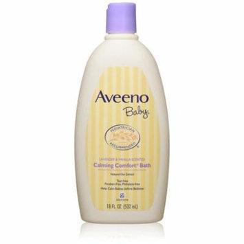Aveeno Baby Calming Comfort Bath - 18 oz - 2 pk