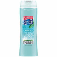 Suave Essentials Body Wash, Ocean Breeze (Pack of 16)