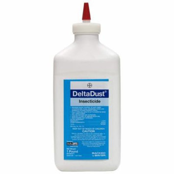 Dust Insecticide (1 Pound), Deltamethrin 0.05% By Delta