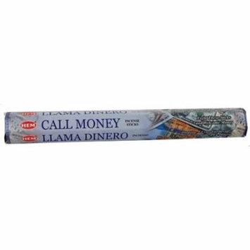 Home Fragrance HEM Incense Call Money Prayer Meditation Sticks 20pk