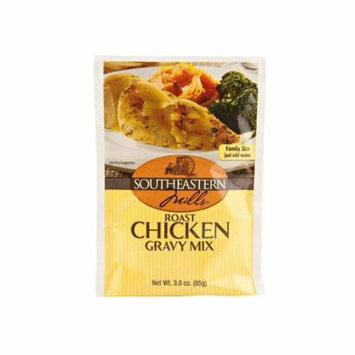 Southeastern Mills Roast Chicken Gravy Mix- 3 oz. Packets (3 Packets)