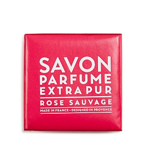 Compagnie De Provence Scented Bar Soap, Wild Rose