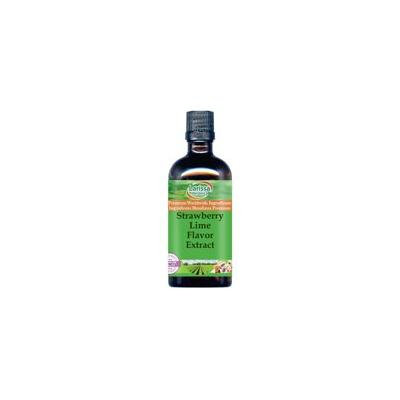 Strawberry Lime Flavor Extract (4 oz, ZIN: 529606) - 3-Pack