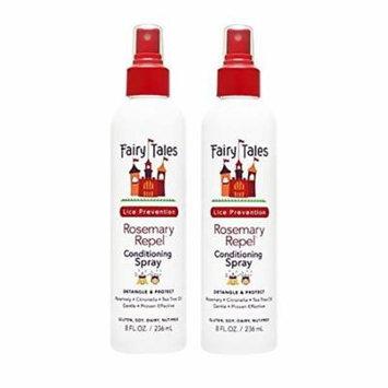 Fairy Tales Rosemary Repel Hair Spray 8 Oz - 2 pack