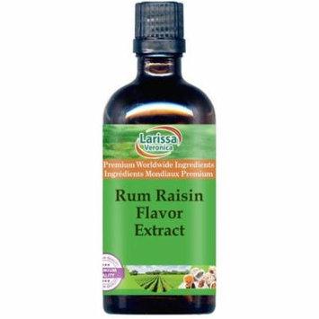 Rum Raisin Flavor Extract (1 oz, ZIN: 529545) - 3-Pack