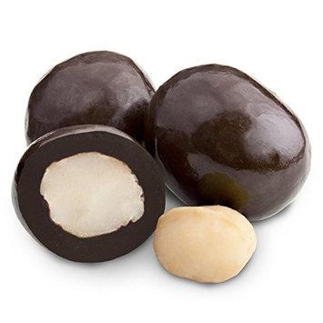 Albanese Dark Chocolate Macadamia Nuts, 2LBS