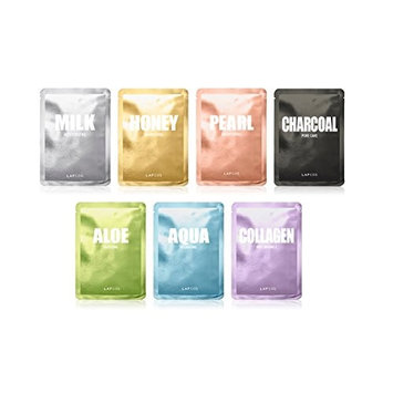 LAPCOS Daily Skin Mask Pack of 7