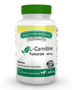 Health Thru Nutrition L-Carnitine Fumarate (60 capsules)