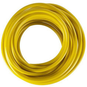 The Best Connection, Inc. JT & T Products 107F 10 AWG Yellow Primary Wire, 8' Cut