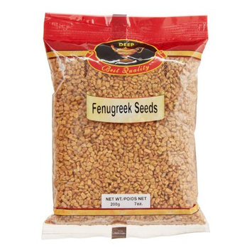 Deep, Fenugreek Seeds, 7 Oz