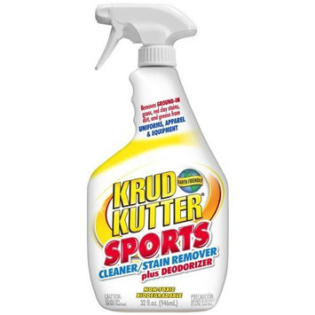 Krud Kutter SC32/6 Sports Cleaner with Stain Remover and Deodorizer and 32-Ounce Trigger Spray [1]