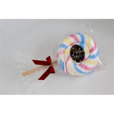 Couture Towel CT-PASL001203 12 x 11 in. Confetti Swirl Lollipop Towel Multicolor - Set of 2