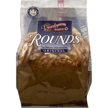 VALLEY LAHVOSH 88343 8 oz. Original 2 in. Round Cracker Bag