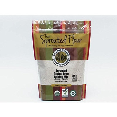 1 lb. Organic Sprouted Gluten Free Baking Blend
