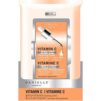 Danielle Creations 60-Count Vitamin C Brightening Makeup Remover Wipes