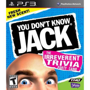 THQ 99225 You Donapos;t Know Jack PS3