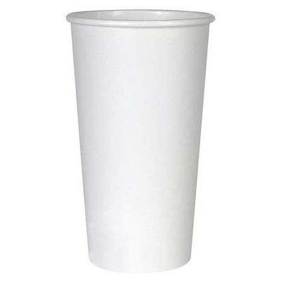 Georgia Pacific DIXIE 2346W Disposable Hot Cup,16 oz, White, PK1000
