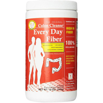 Health Plus Every Day Fiber, 12 OZ