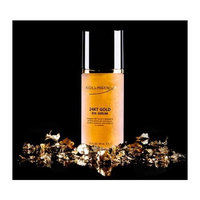 KollagenX 24KT NGT Nano Gold + Collagen + Vitamin E For Face, Under-Eyes and Neck area,1.2 oz Formulated to Enhance Cell Renewal
