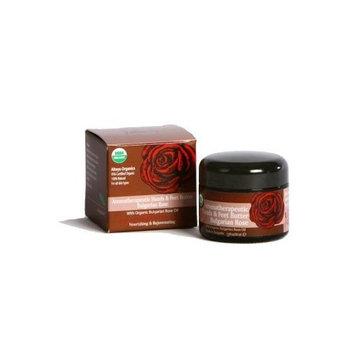 Organic Hands&Feet Butter w/Bulgarian Rose Oil - Aromatherapeutic