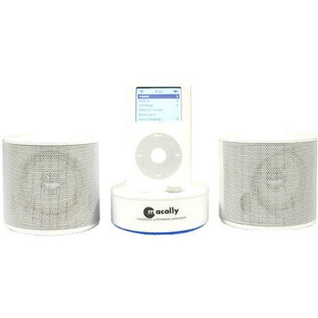 Mace Group - Macally Macally IceTune Stereo Speaker and Charger