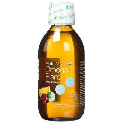 Ascenta NutraVege Omega 3 Plant Extra Strength, 200 ml