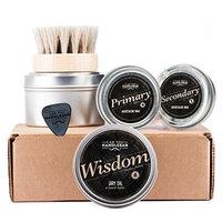 Basic Beard Care Kit - Wisdom Beard Dry Oil by CanYouHandlebar