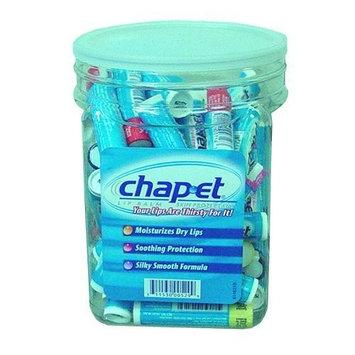 chap-et Assorted Medicated Lip Balm (Jar of 48)