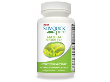 SlimQuick Matcha Green Tea Fat Burner - 84 ct