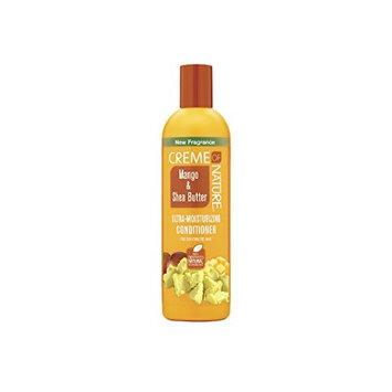 Creme of Nature Mango & Shea Butter Ultra Moisturizing Conditioner, 12 Ounce